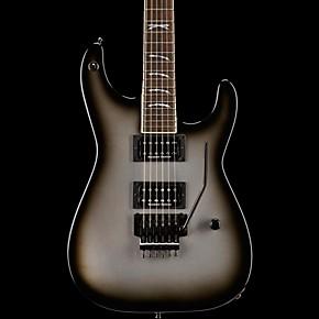 jackson scott ian signature t1000 soloist 2h w floyd rose electric guitar silver burst ebony. Black Bedroom Furniture Sets. Home Design Ideas