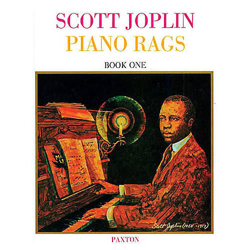 Music Sales Scott Joplin: Piano Rags Book 1 Music Sales America Series
