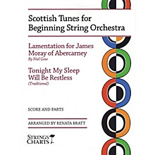 String Letter Publishing Scottish Tunes for Beginning String Orchestra String Letter Publishing Series Slick Wrap by Renata Bratt
