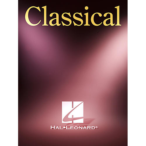 Hal Leonard Scozzesi (12) Op. 33 (chiesa) Suvini Zerboni Series