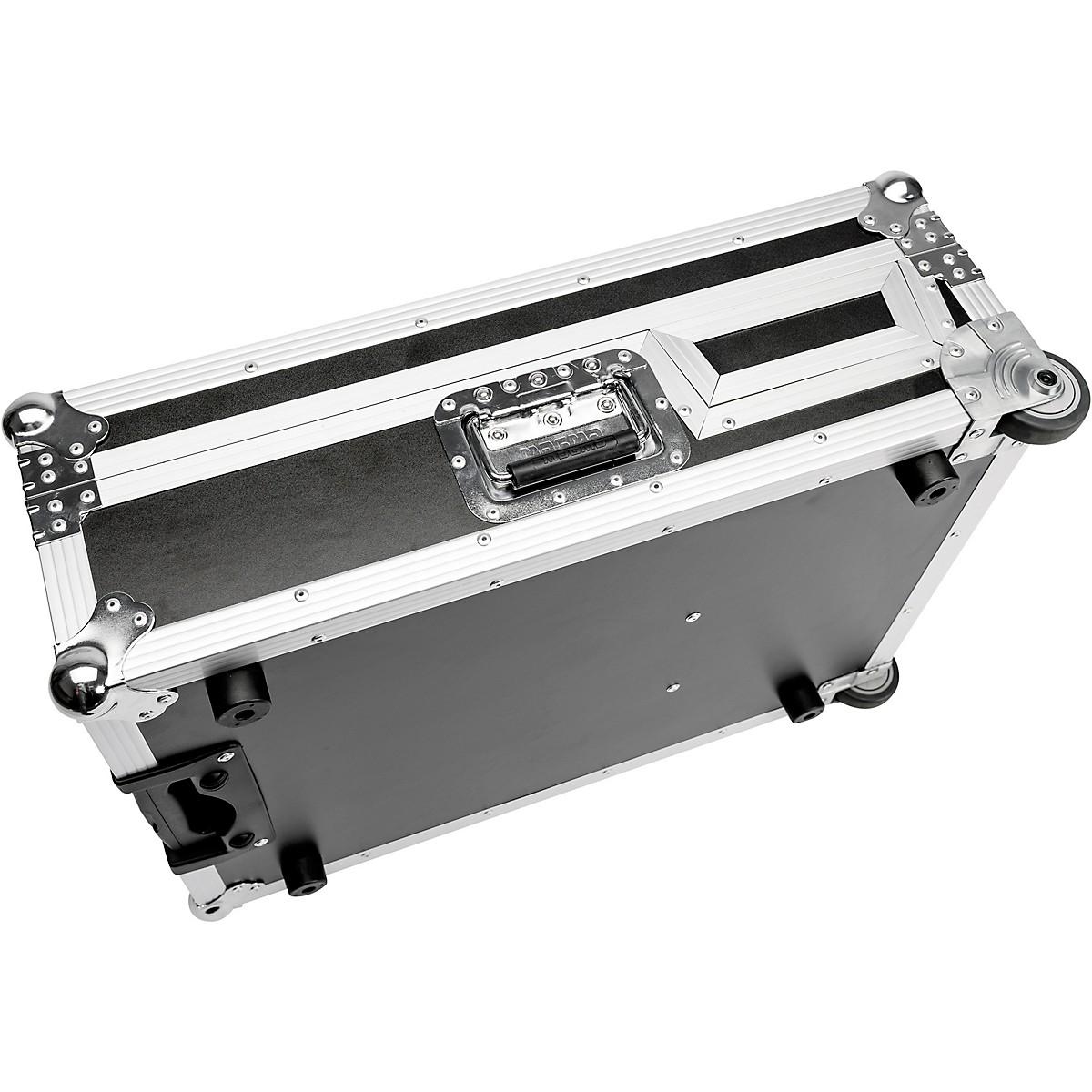 MAGMA Scratch Suitcase