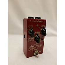 Cusack Screamer Bass Effect Pedal
