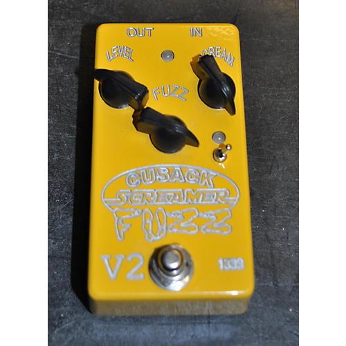 Cusack Screamer Fuzz Bass Effect Pedal