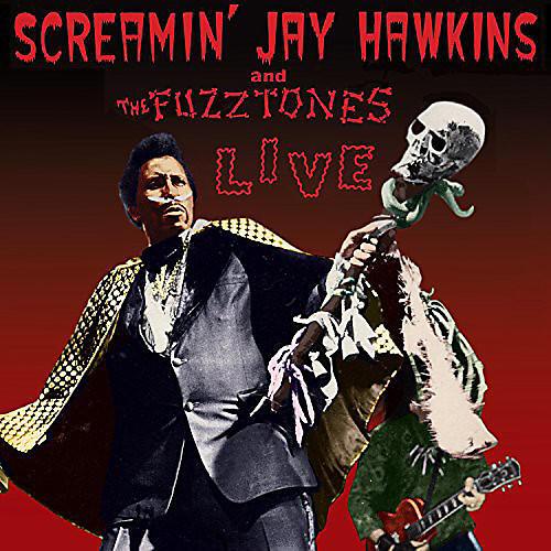 Alliance Screamin Jay Hawkins & the Fuzztones - Live