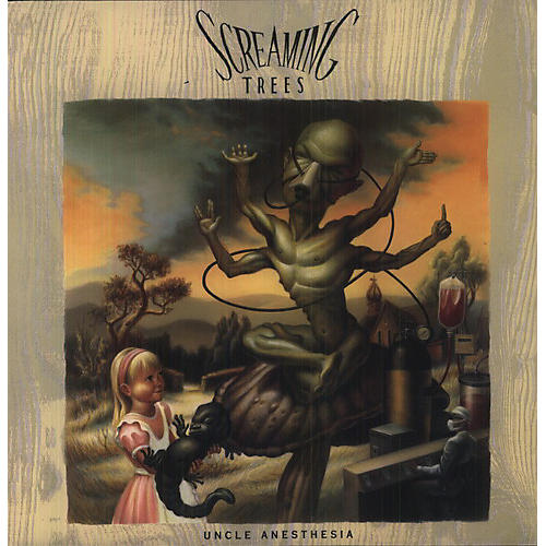 Alliance Screaming Trees - Uncle Anesthesia