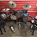 Simmons Sd1000 Electric Drum Set thumbnail