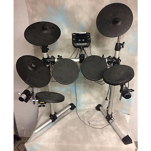 used simmons sd5xp electronic drum set guitar center. Black Bedroom Furniture Sets. Home Design Ideas