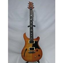 PRS Se Custom 22 Thinline Hollow Body Electric Guitar