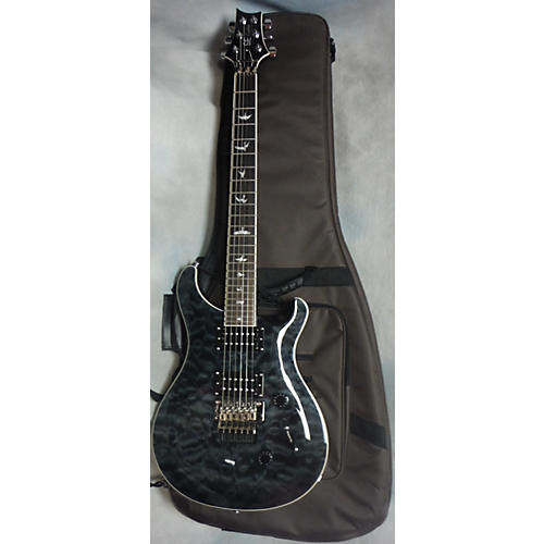 PRS Se Custom 24 Quilt Top Floyd Solid Body Electric Guitar