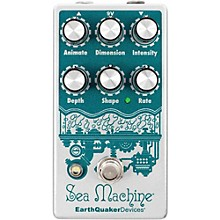Earthquaker Devices Sea Machine Super Chorus Guitar Effects Pedal v3