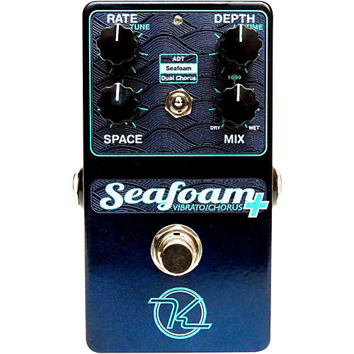 Keeley Seafoam Plus Chorus Guitar Effects Pedal