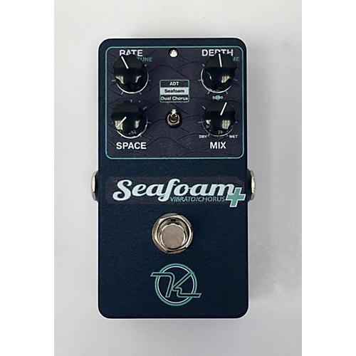 Keeley Seafoam Plus Vibrato Chorus Effect Pedal