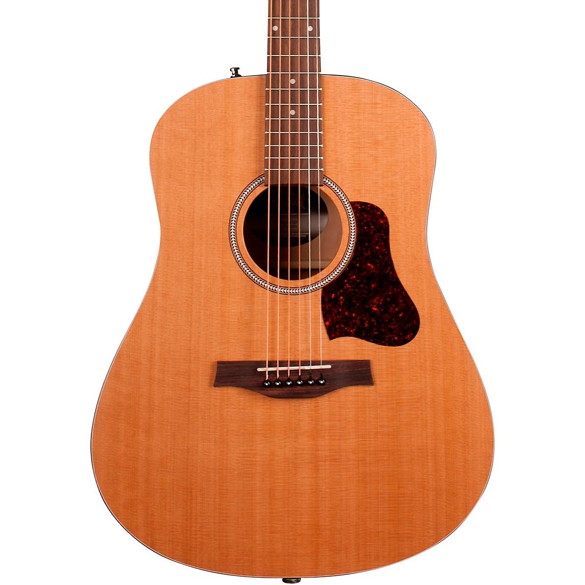 Seagull Seagull S6 Original QIT Dreadnought Acoustic-Electric Guitar