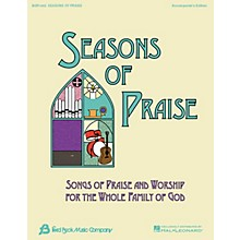 Fred Bock Music Seasons of Praise - Accompanist's Edition Accompaniment Edition
