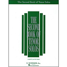 G. Schirmer Second Book Of Tenor Solos