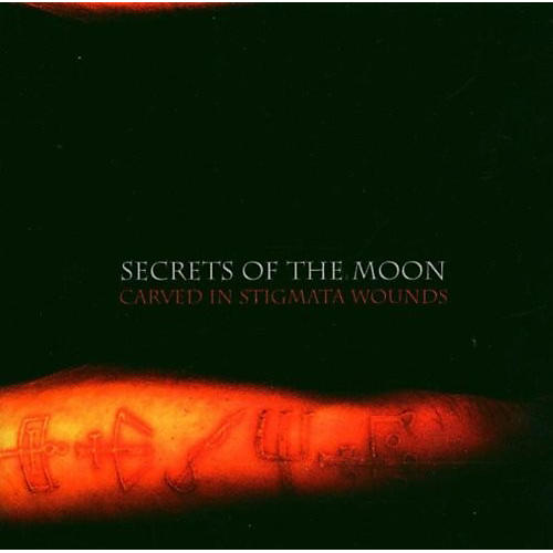Alliance Secrets of the Moon - Carved in Stigmata Wounds