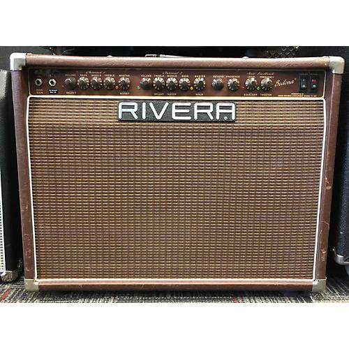 Rivera Sedona 55ES Tube Guitar Combo Amp