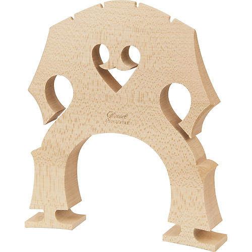 Glaesel Self-Adjusting 1/2 Bass Bridge