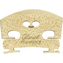 Glaesel Self-Adjusting Full Viola Bridge