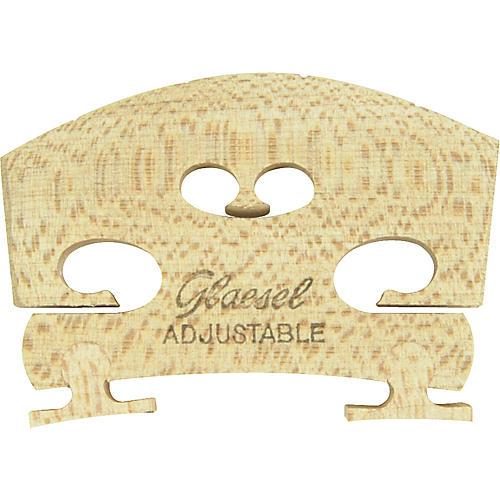 Glaesel Self-Adjusting Full Viola Bridge