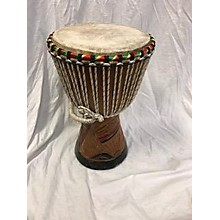 Overseas Connection Senegal 11x19 Djembe