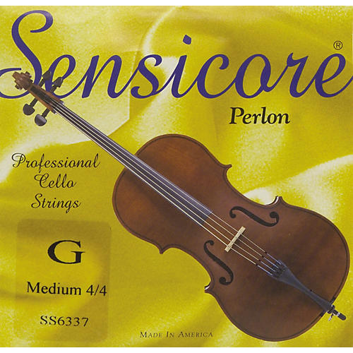 Super Sensitive Sensicore Cello Strings