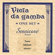 Super Sensitive Sensicore Viola de Tenor Gamba Strings