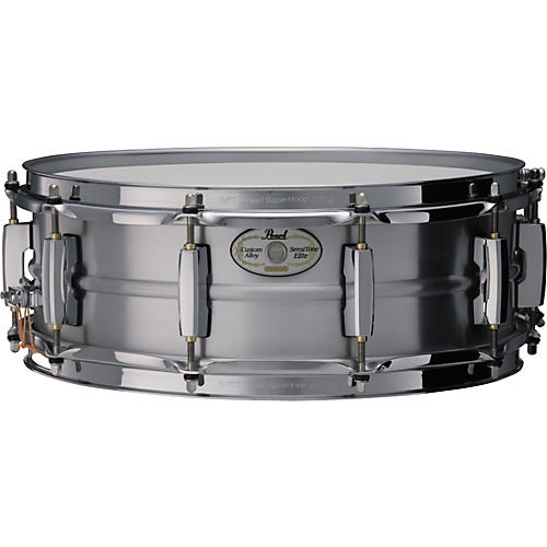 Pearl Sensitone Elite Beaded Aluminum Snare