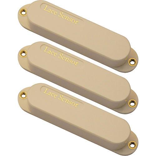 Lace Sensor Gold Guitar Pickups 3-Pack S-S-S Set