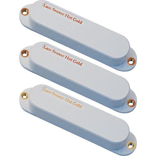 Lace Sensor Hot Gold with Hot Bridge 3-Pack
