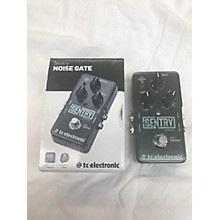 TC Electronic Sentry Effect Pedal Package