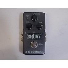 TC Electronic Sentry Noise Gate Effect Pedal