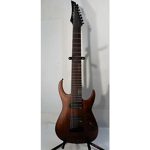 used agile septor 827 8 string solid body electric guitar trans brown guitar center. Black Bedroom Furniture Sets. Home Design Ideas