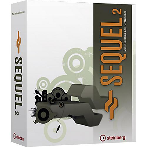 Steinberg Sequel 2 Music Studio Software
