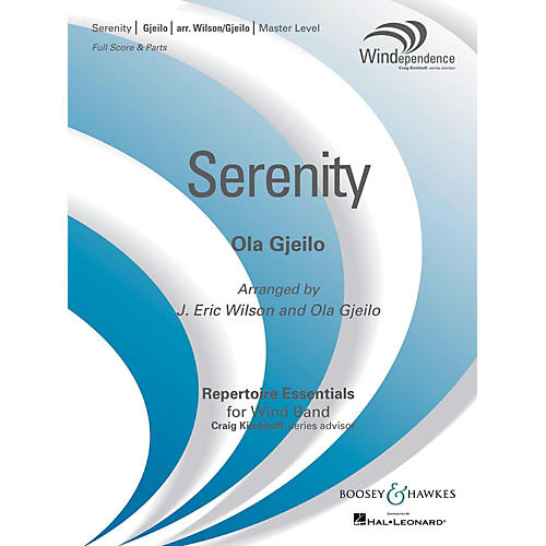 Boosey and Hawkes Serenity  Windependence Master Level Grade 4