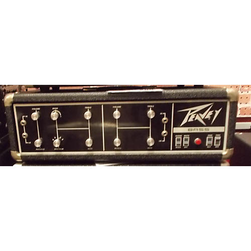 Peavey Series 300 Bass Bass Amp Head