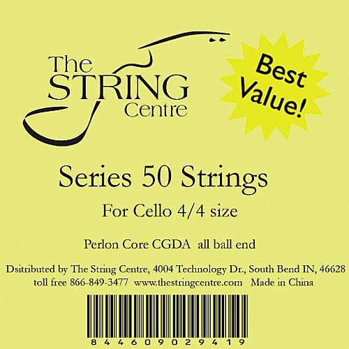 The String Centre Series 50 Cello String Set