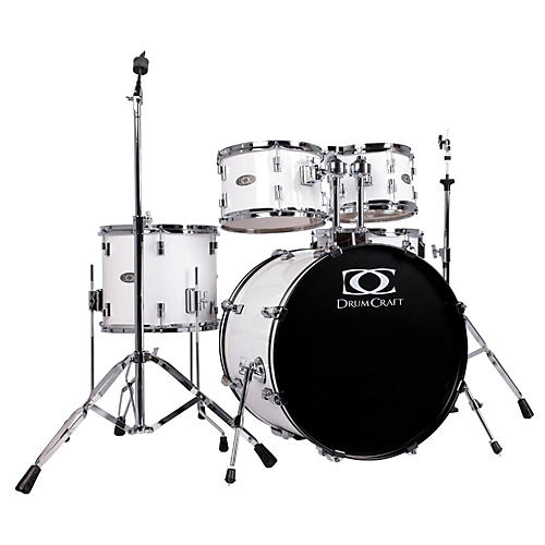 DrumCraft Series Three 5-Piece Progressive Drumset