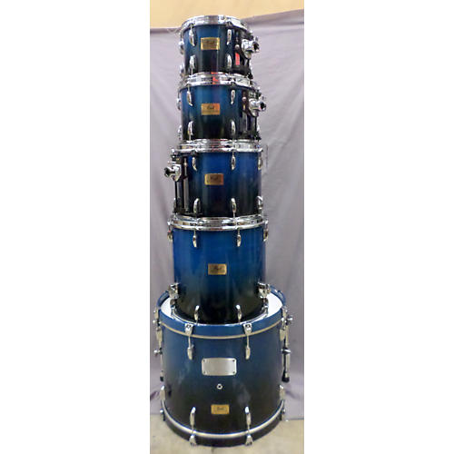 Used Pearl Session Custom Drum Kit Guitar Center