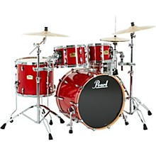 Session Studio Classic 4-Piece Shell Pack Sequoia Red with Chrome Hardware