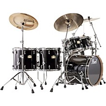 "Pearl Session Studio Classic 4-Piece Shell Pack with 24"" Kick and Free 14 Inch Floor Tom"