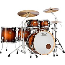 Session Studio Select Series 5-Piece Shell Pack Gloss Barnwood Brown