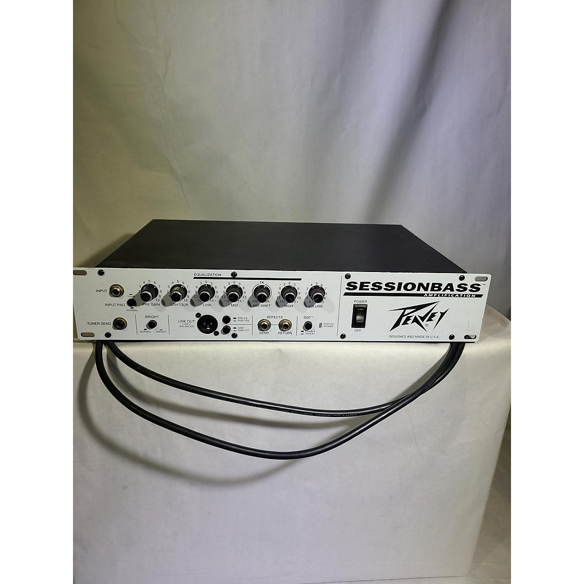 Peavey Sessionbass Bass Amp Head