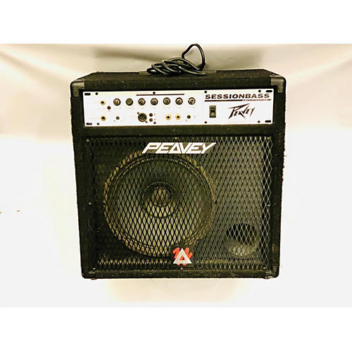 used peavey sessionbass bass combo amp guitar center. Black Bedroom Furniture Sets. Home Design Ideas
