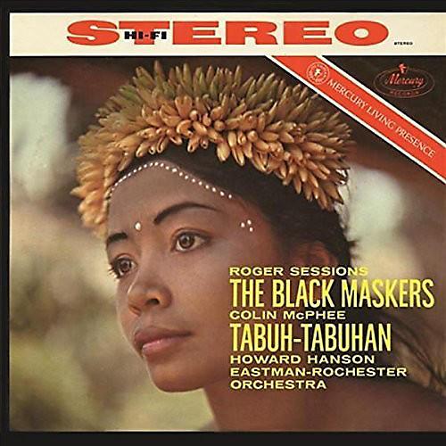 Alliance Sessions: The Black Maskers / McPhee: Tabuh-Tabuha