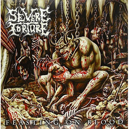 Alliance Severe Torture - Feasting on Blood