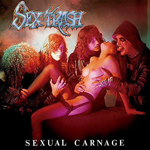 Alliance Sextrash - Sexual Carnage