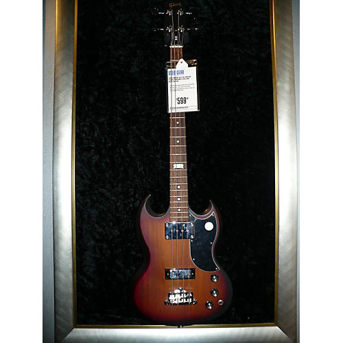 Gibson Sg Special Faded Electric Bass Guitar