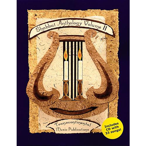 Transcontinental Music Shabbat Anthology - Volume II Transcontinental Music Folios Series Written by Mark Dunn