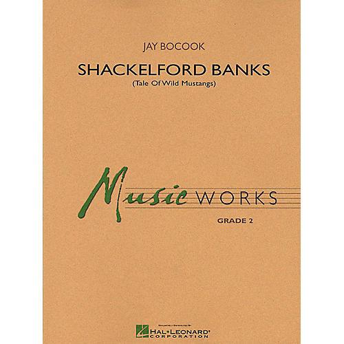Hal Leonard Shackelford Banks Tale of Wild Mustangs MusicWorks Grade 2